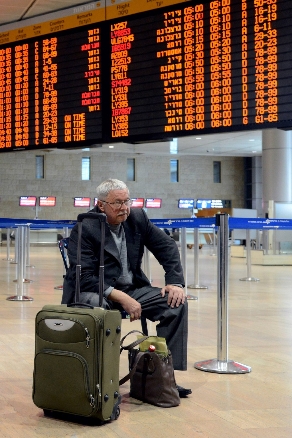 Ben Gurion Airport Strike Averted - Hamodia Jewish and ...