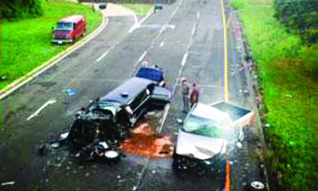 Albany Car Crash