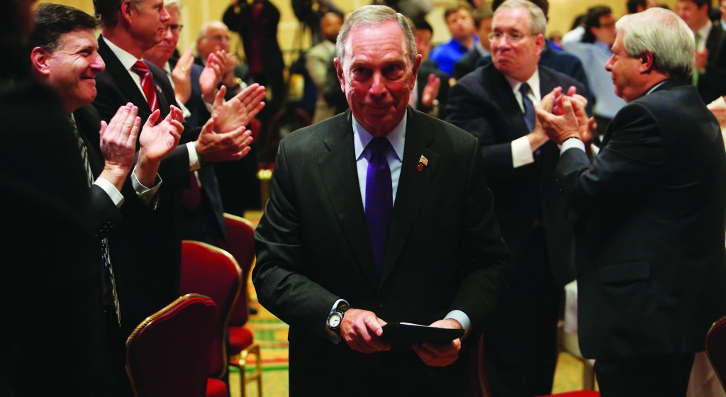michael bloomberg archives