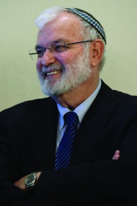 Former Israeli National Security Adviser Yaakov Amidror.  (Kobi Gideon / GPO/FLASH90)