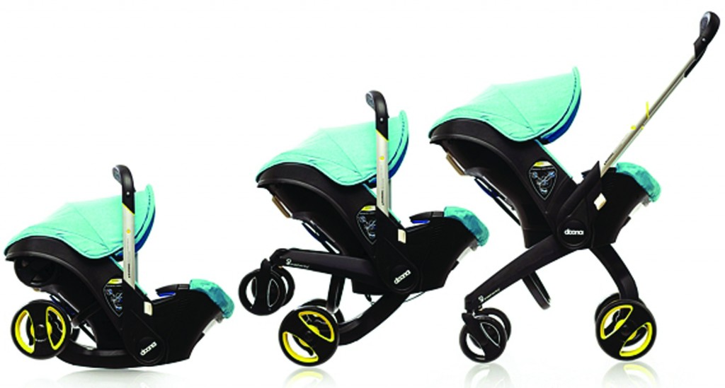 Innovation: Convertible Car Seat/Stroller - Hamodia Jewish ...