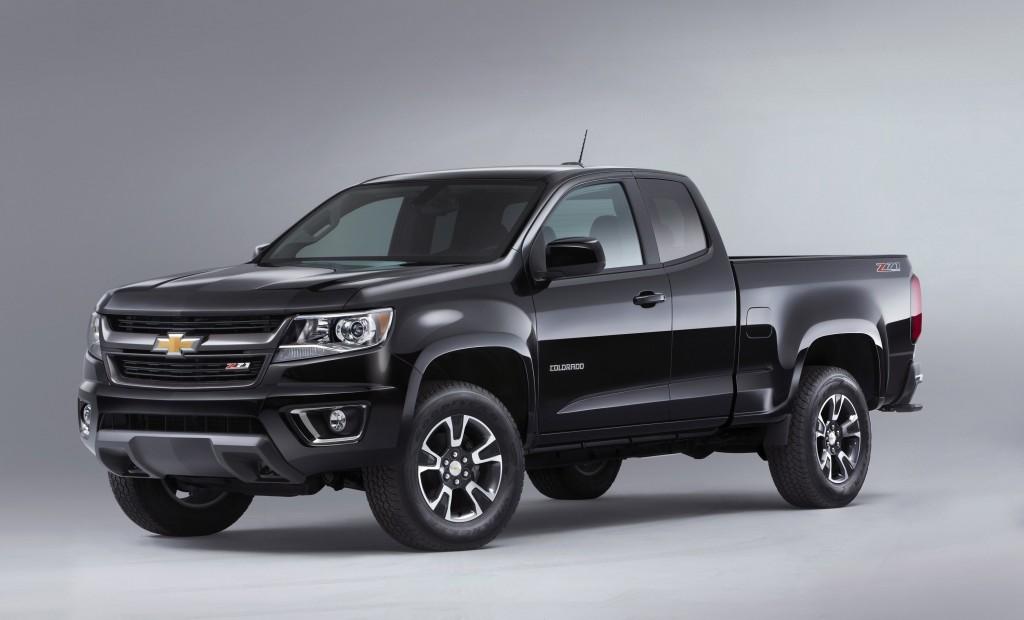 AUTO REVIEW: All-New Chevy Colorado, GMC Canyon Add Vigor to Mid ...