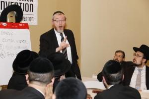 Rabbi Y. Y. Rubinstein.