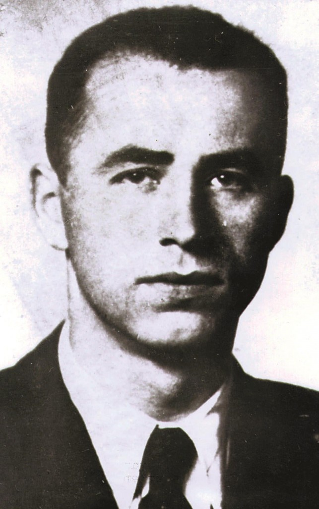 Undated picture of Austrian-born Alois Brunner, one of the world's most-wanted Nazi war criminals. (AP Photo/file)