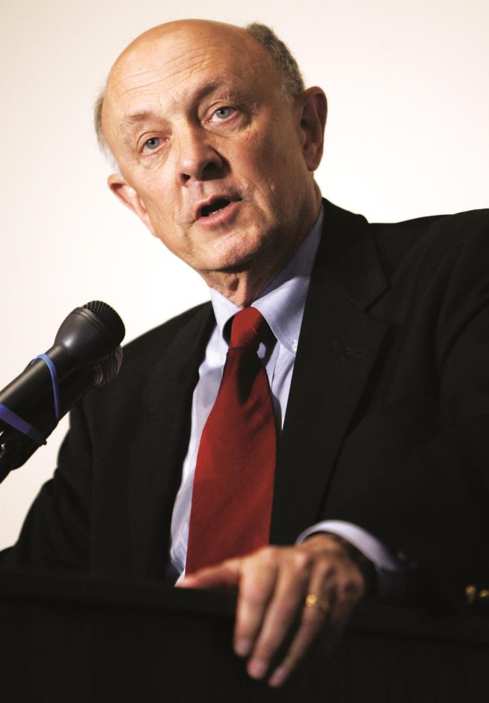 Former CIA Director James Woolsey. (AP Photo)