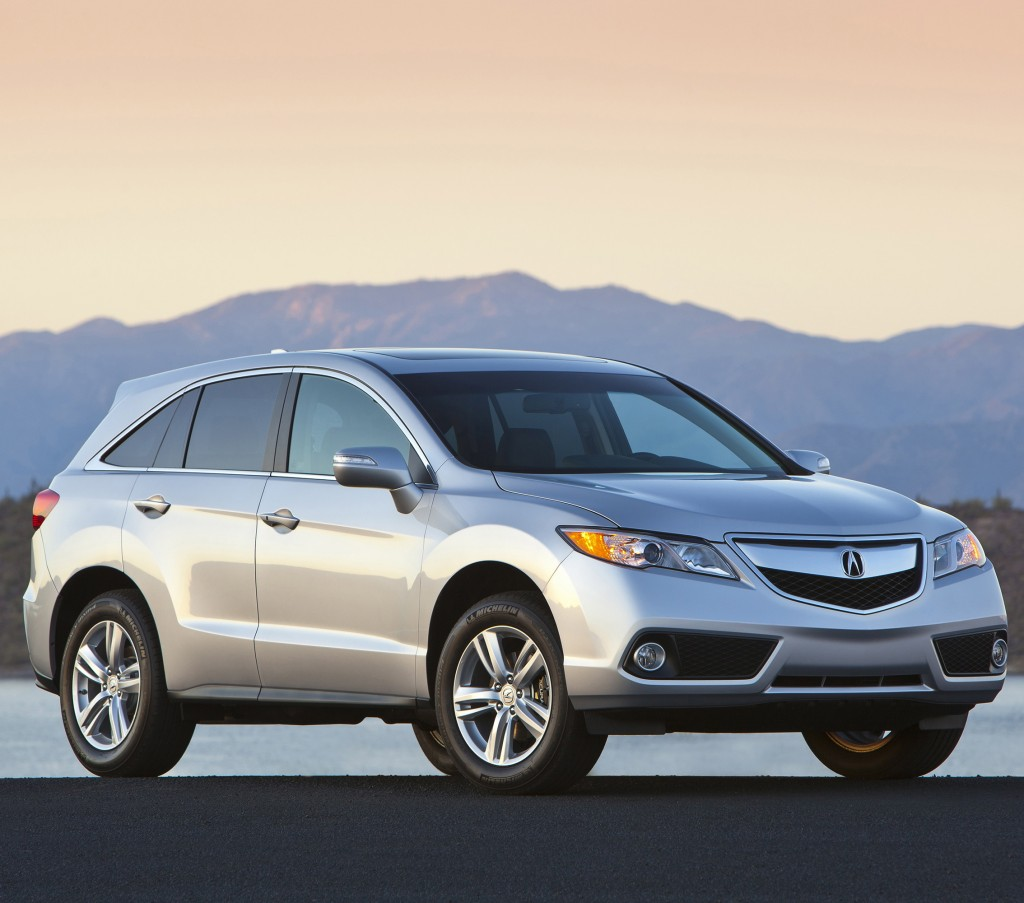 AUTO REVIEW: Acura's RDX Crossover Has V-6 Power