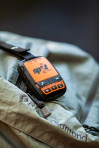 The SPOT Gen3, a one-way signaling and messaging device with GPS. (SPOT)