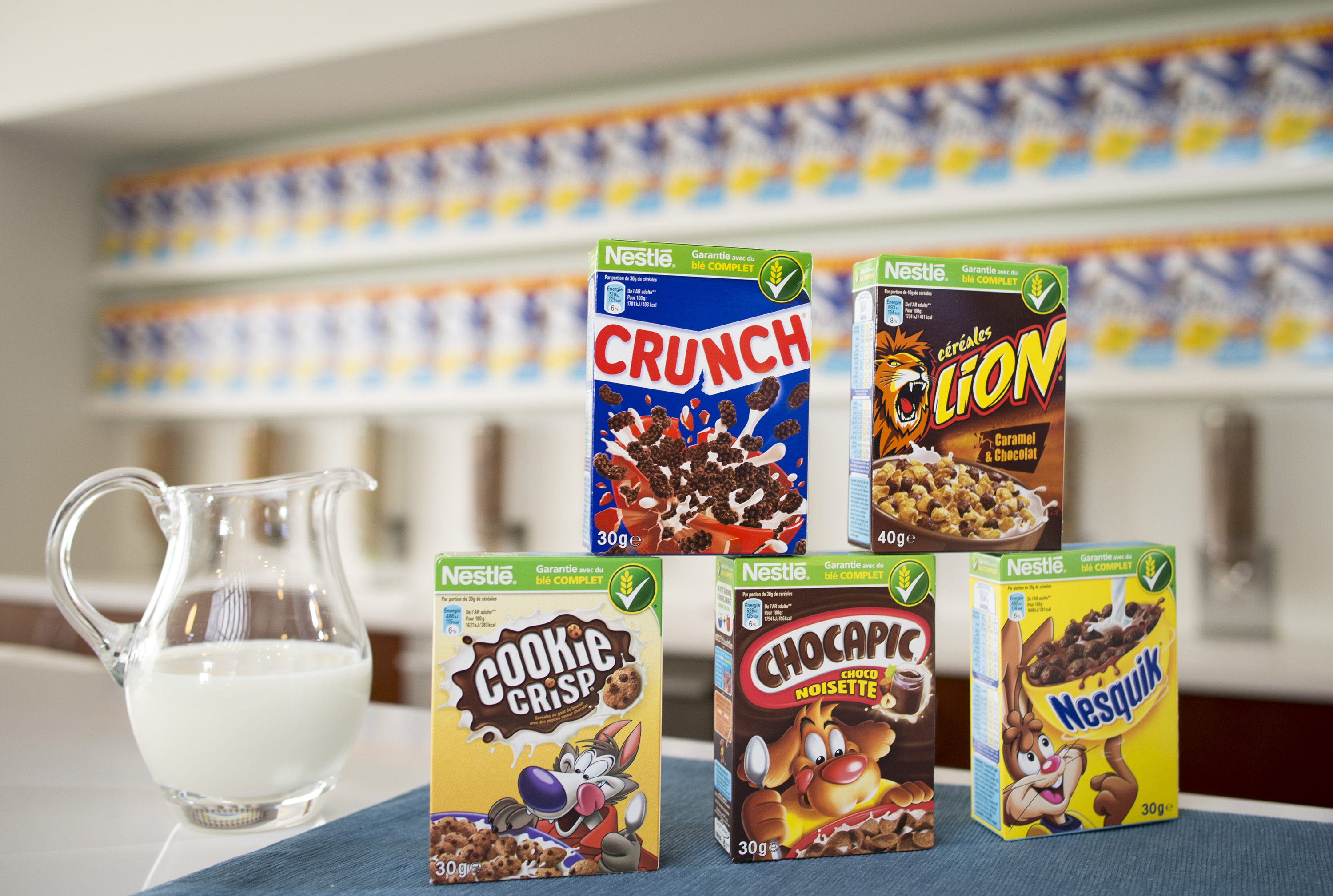 cereal partners worldwide As president and chief executive officer of cereal partners worldwide (cpw) – general mills' joint venture with nestlé – dave homer is responsible for a nearly.