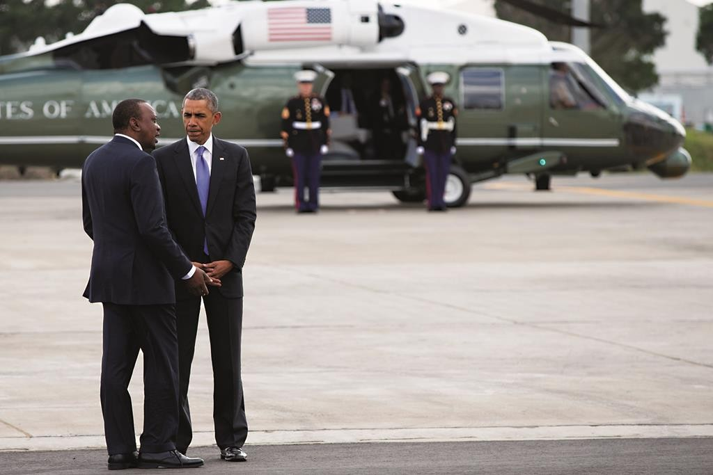 Obama: Kenya at 'Crossroads' Between Peril and Promise ...
