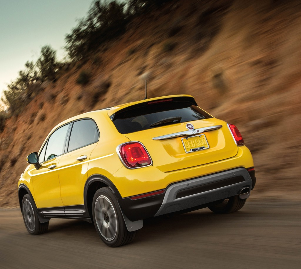 Fiat Hopes New 500X Will Pull Brand Out Of Sales Slump