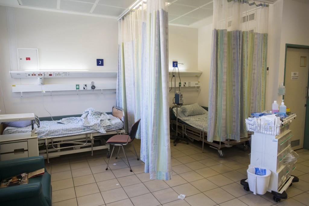 Hadassah Ein-Kerem Hospital. Photo by Yonatan Sindel/Flash90