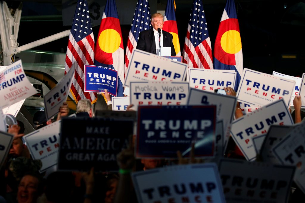 Besieged by Republican Criticism, Trump Insists Campaign ...