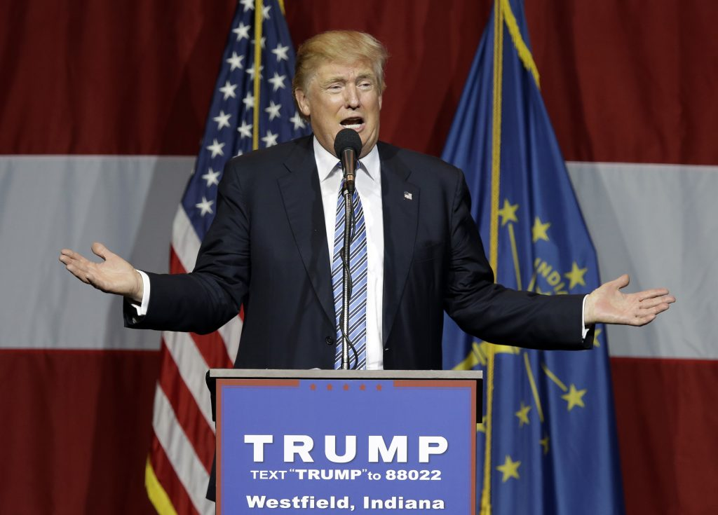 Donald Trump (AP Photo/Michael Conroy, File)