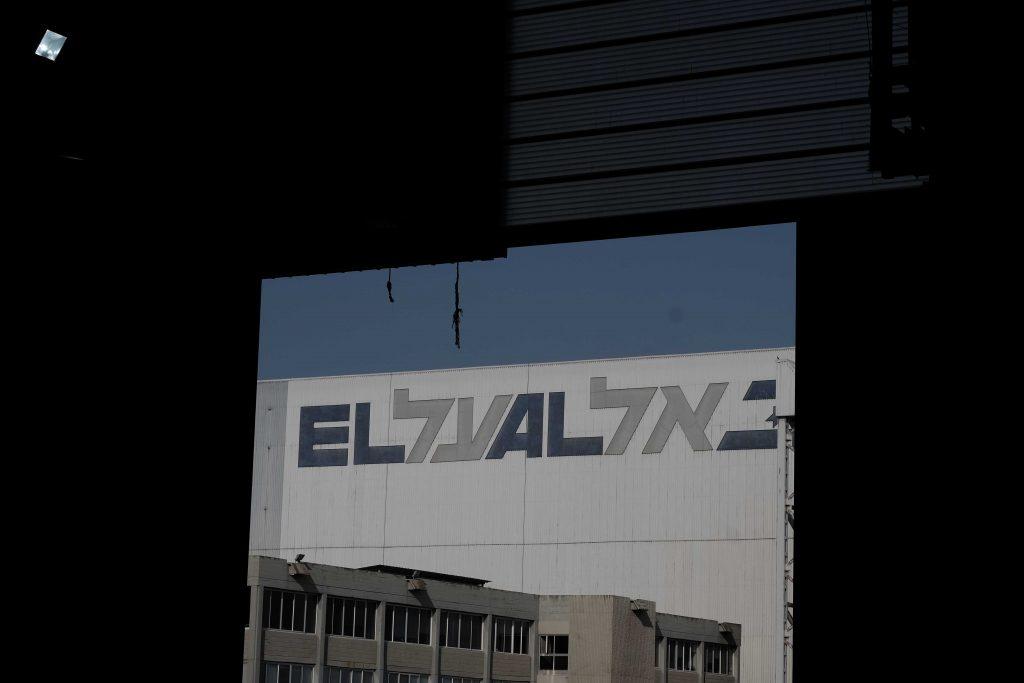 View of the El Al sign at the Tel Aviv Ben Gurion Airport on August 17, 2016. Photo by Tomer Neuberg/Flash90 *** Local Caption *** áï âåøéåï èéñä èéñåú îèåñ ùãä úòåôä îèåñ àì òì