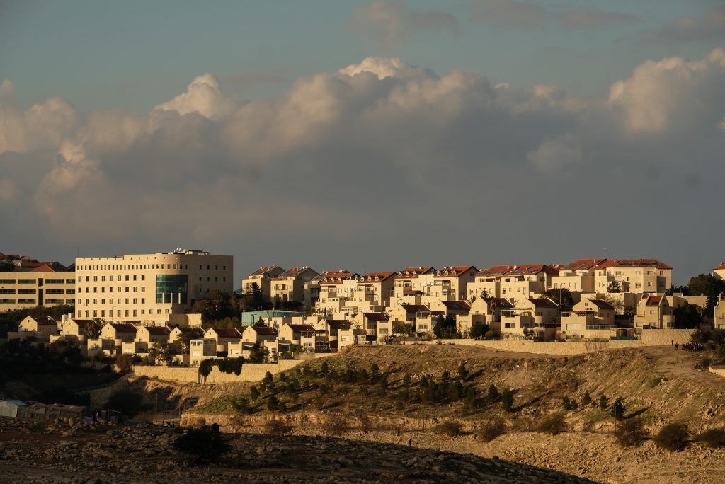 Israeli PM vows to build thousands more homes in West bank settlement