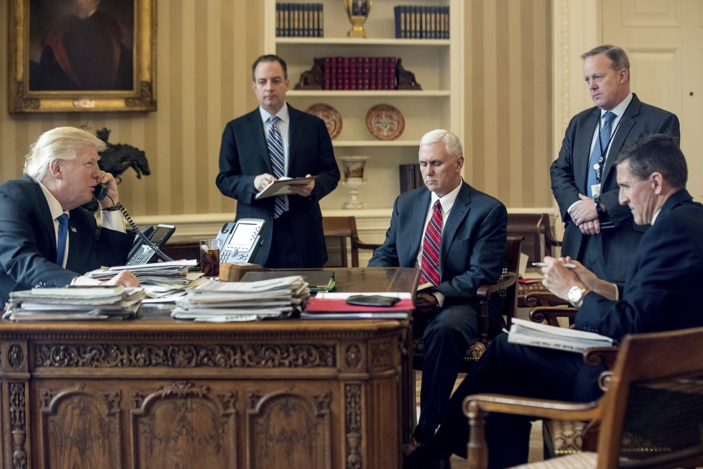 Trump National Security Adviser Michael Flynn Resigns - Hamodia ...