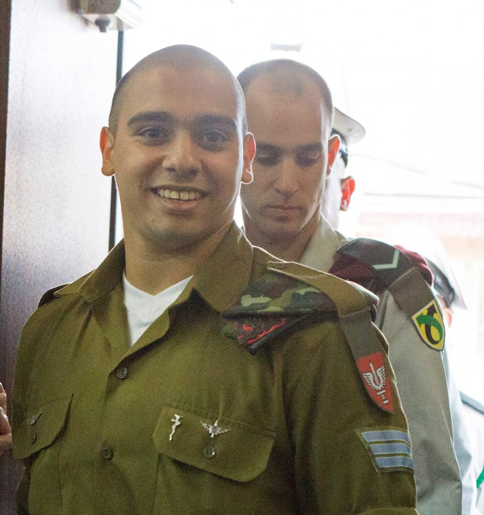 Israeli Soldier Who Killed A Wounded Palestinian Is Sentenced To 18 Months