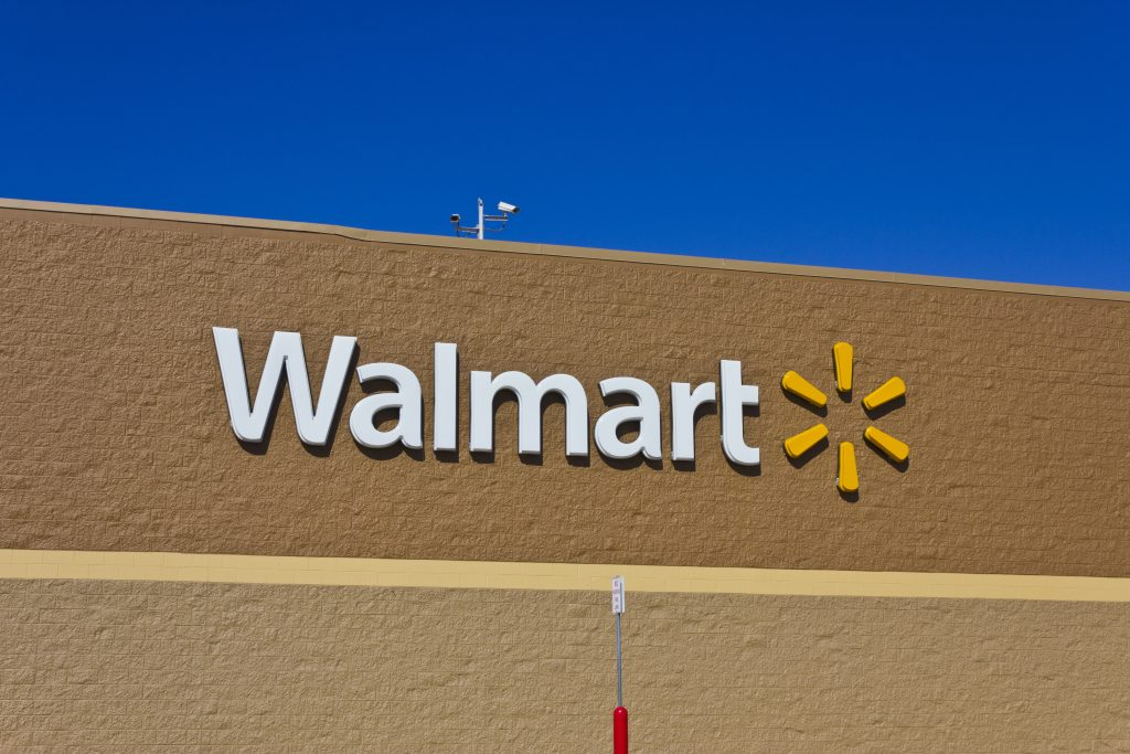 Wal-Mart, Online Sales, Surge, Shoppers, Stores
