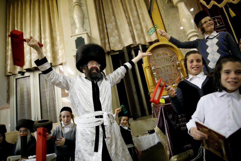 Celebrating Purim in Eretz Yisrael: Hamodia Jewish News