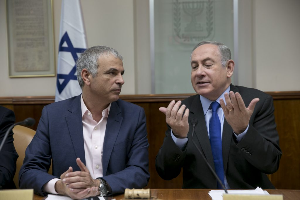 Likud, Ultimatum, Kahlon, Tax Plan