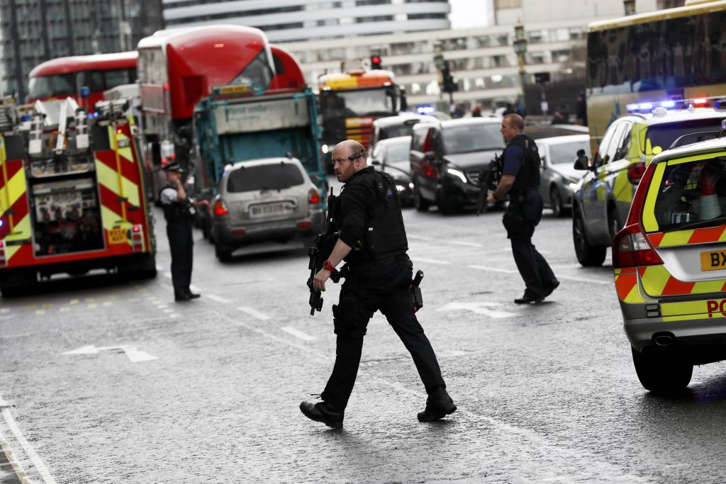 Israel, US, Spain Express Solidarity With Britain After Attack