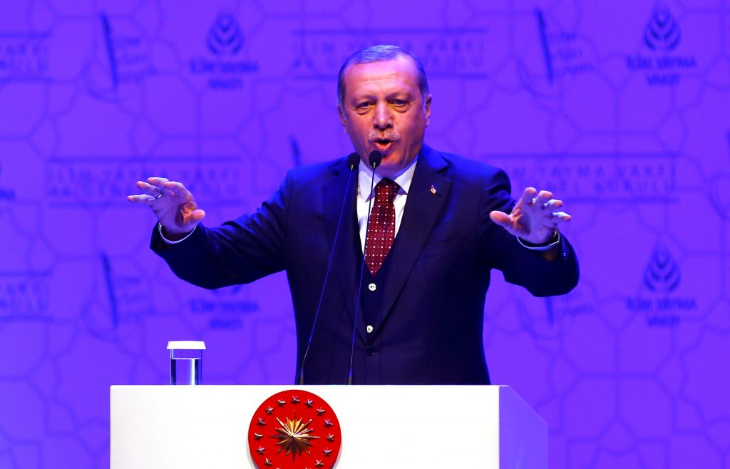 Erdogan Spokesman:Germany Supports Group Behind Turkish Coup Attempt