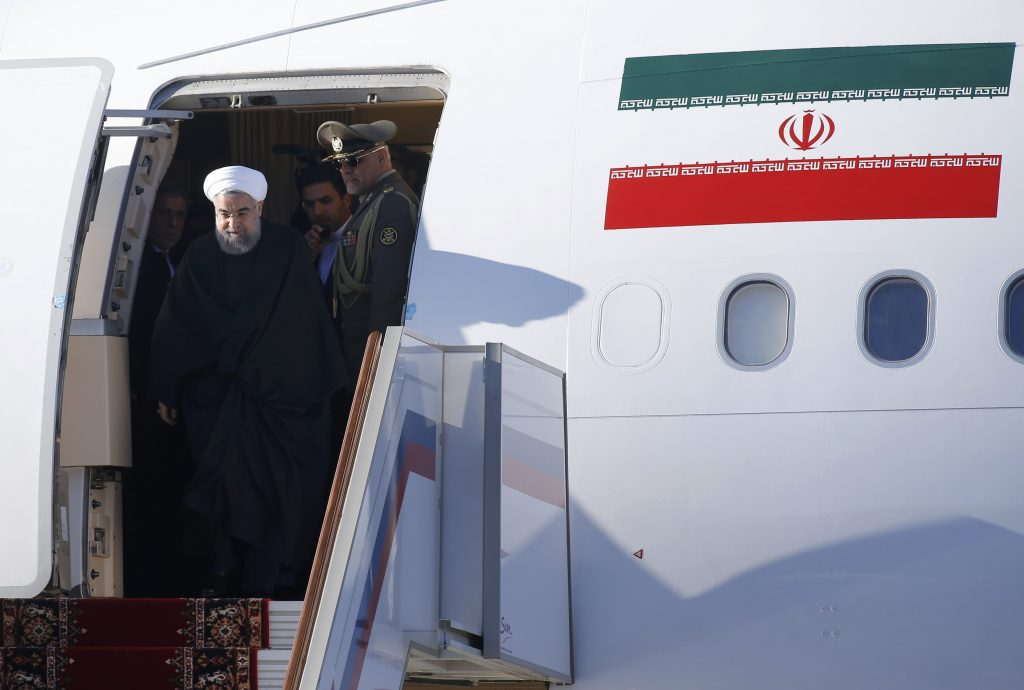 Iranian, Cleric, Election, Rouhani