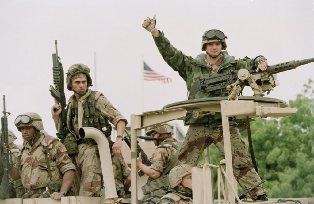 Somalia, U.S., troops, soldiers, army