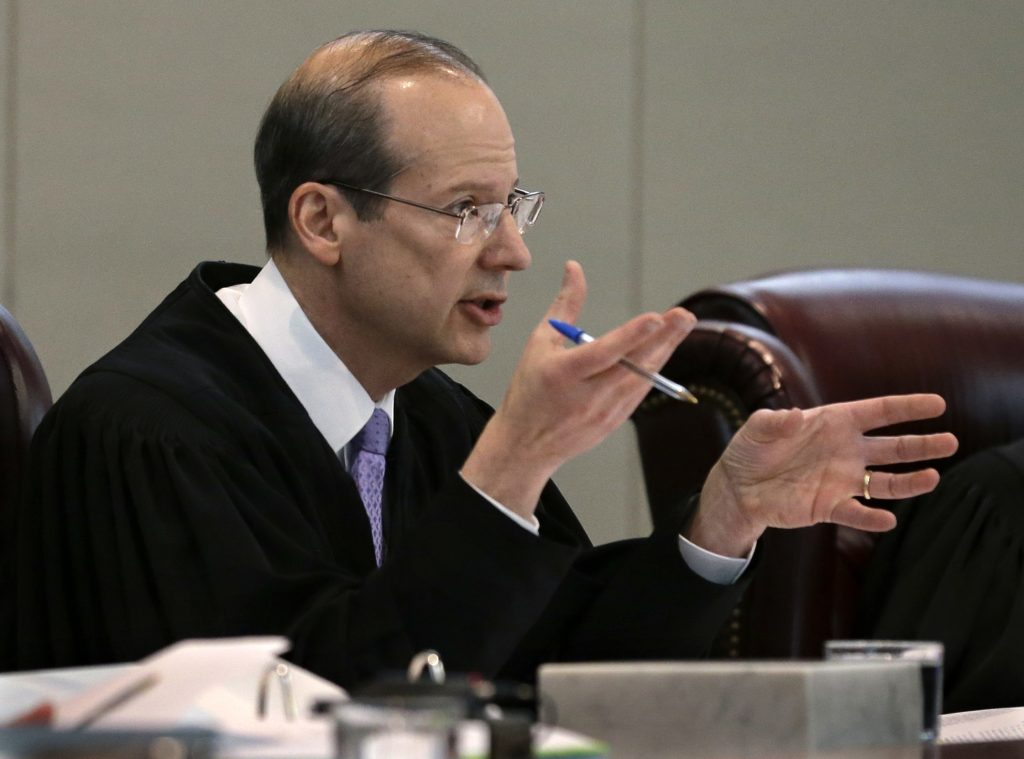 Judge, Courthouse Immigration Arrests