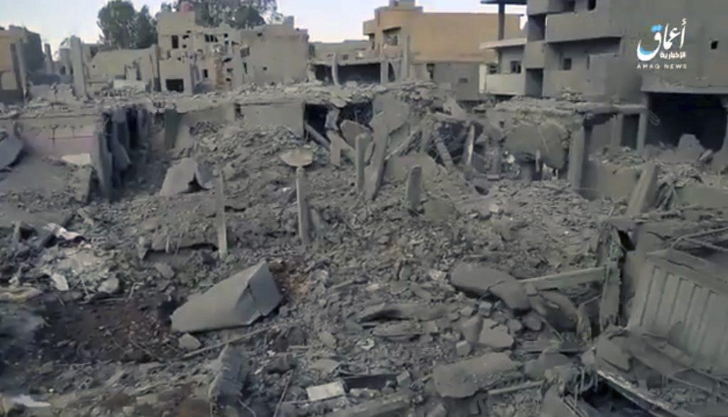 civilian, military, strike, U.S., Iraq, Syria, death