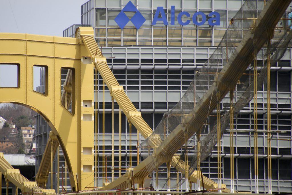 Alcoa, Pittsburgh, New York, headquarters