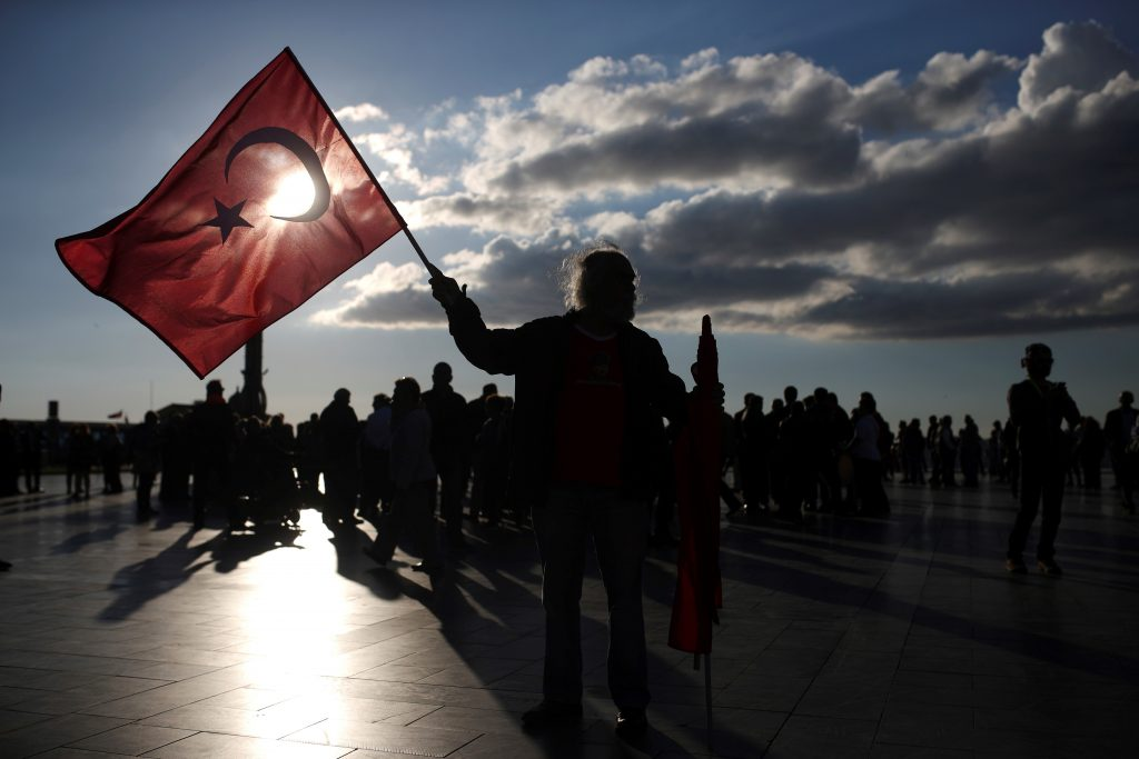 Turkey, Electoral Board, Referendum
