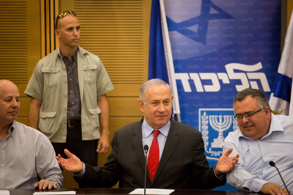 Israel's Netanyahu says Palestinians don't educate to peace