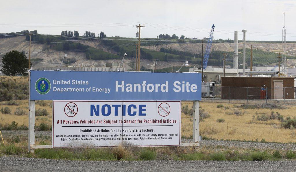 Nuclear, Hanford