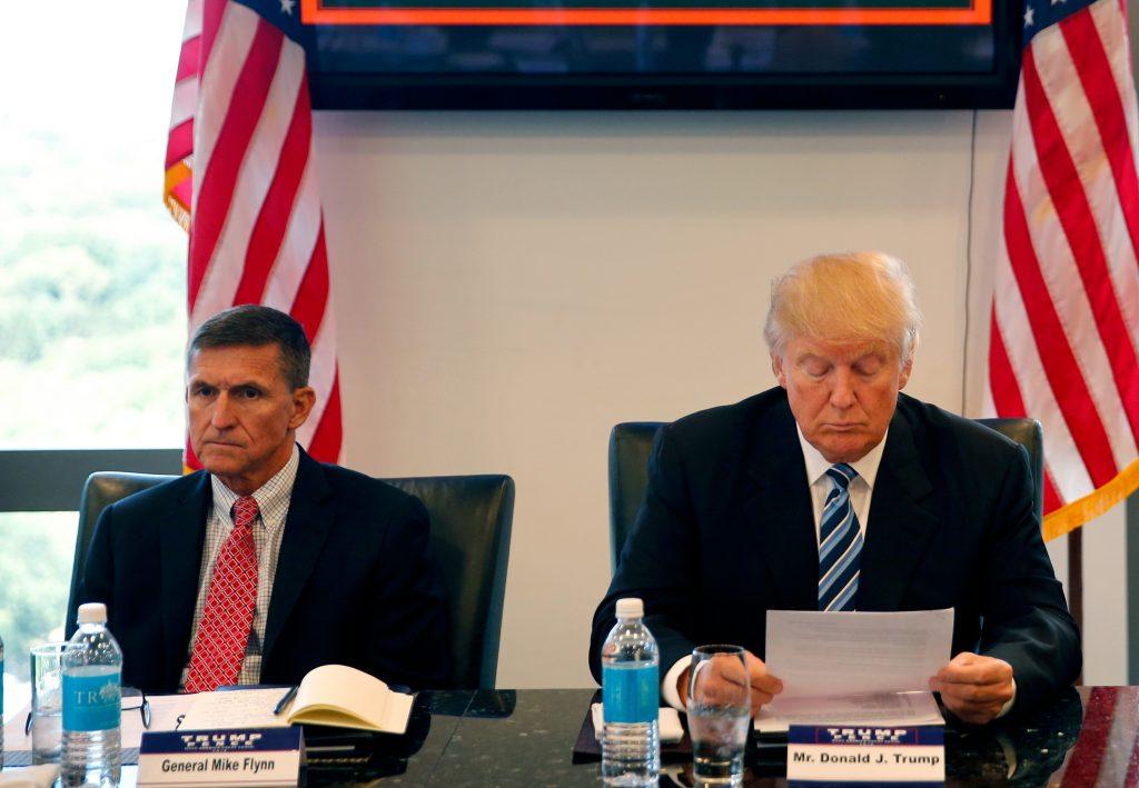 Report, Trump, Comey, Shut Down, Flynn, Investigation