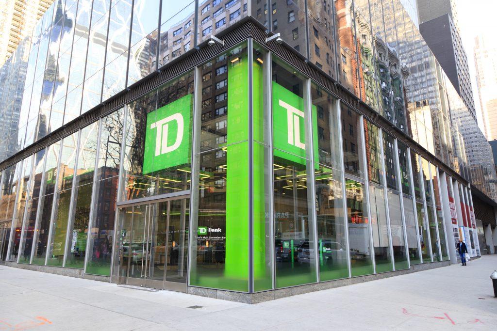 TD Bank ATM