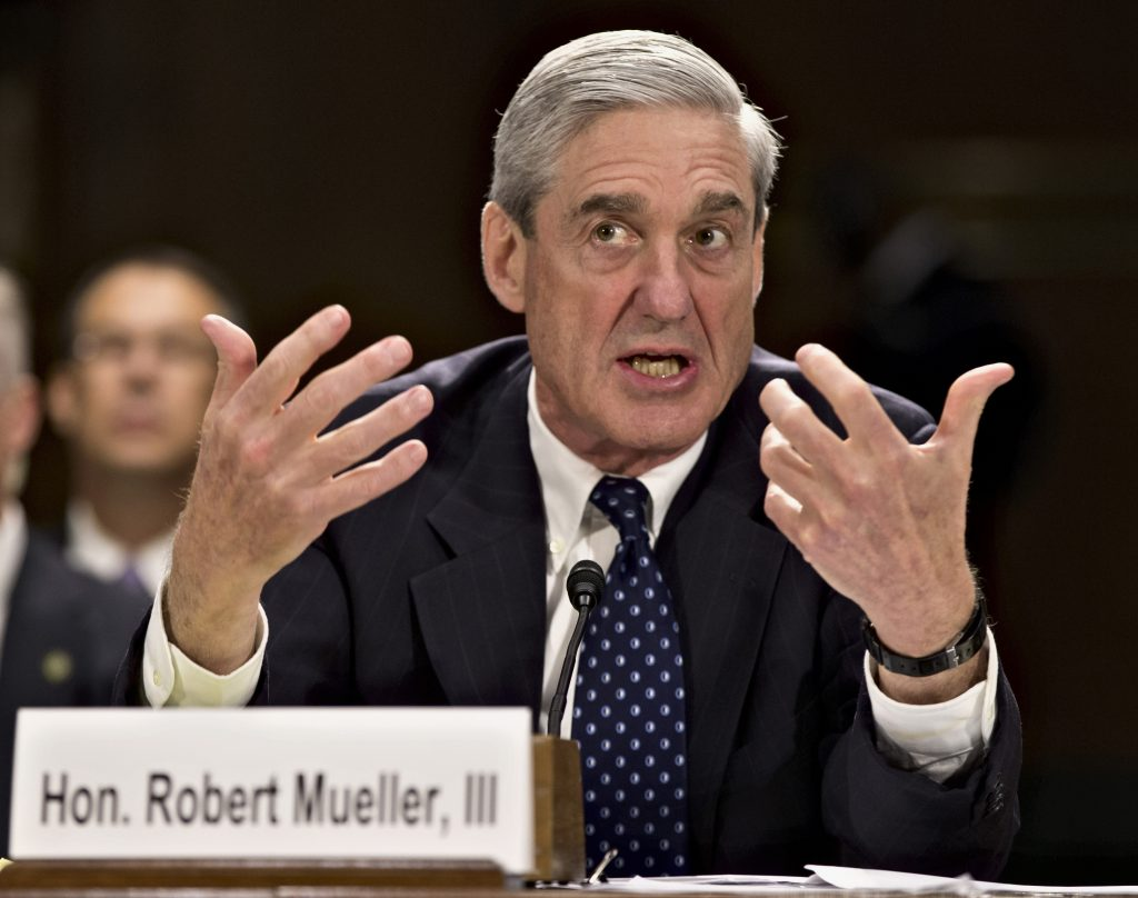 FBI Director, Mueller, Trump-Russia, Probe