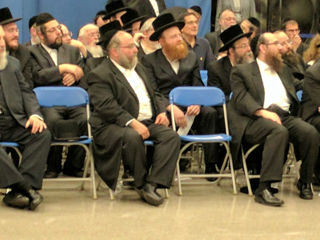 Mayor, de Blasio, Town Hall, Event, Boro Park