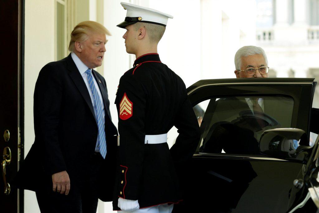Trump, Ramallah
