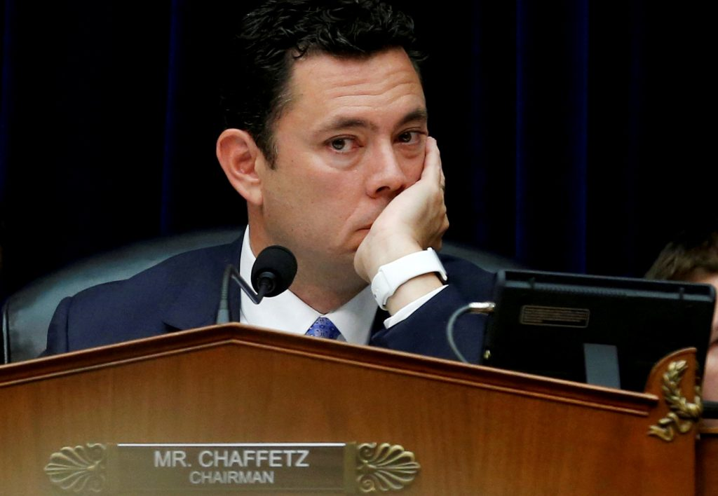 Chaffetz, Resign, Trump Probe