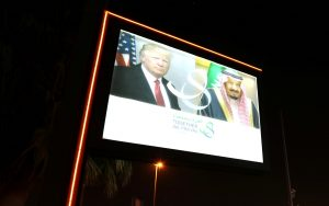 Saudi Trump US terror sanctions