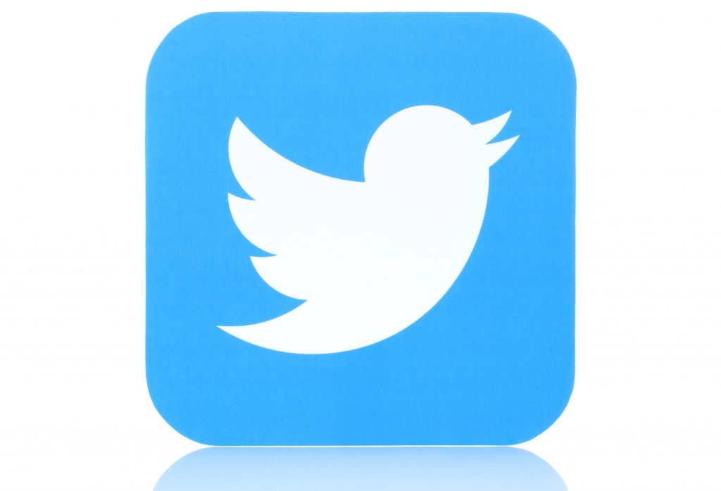 Twitter characters