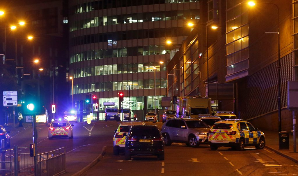Fatalities, Blast, Concert, British Arena