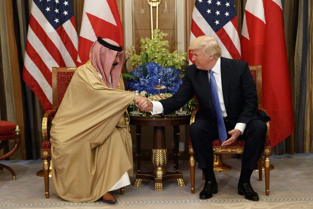 Nawaz Sharif arrives at Saudi Arabia to attend US-Arab-Islamic Summit