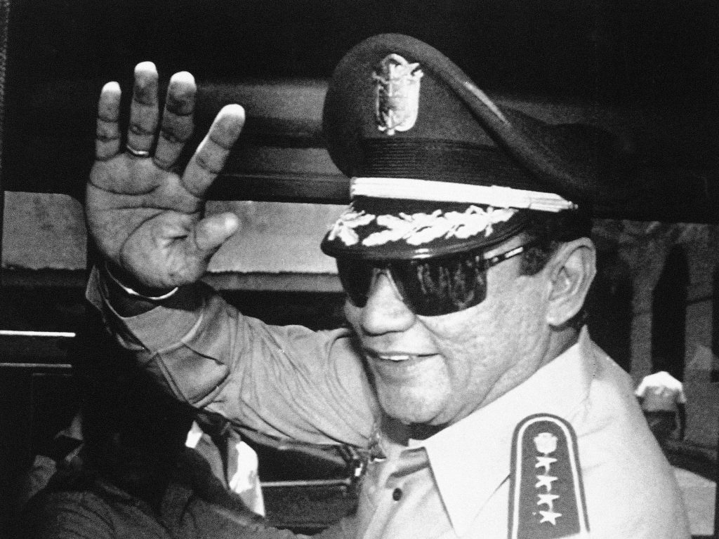 Panama's feared dictator and ex-US ally Noriega dies