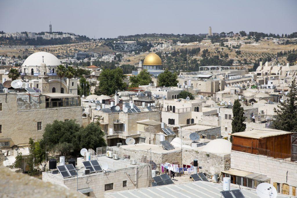 Poll, Two Thirds of Israelis, Oppose, Dividing Yerushalayim, Jerusalem