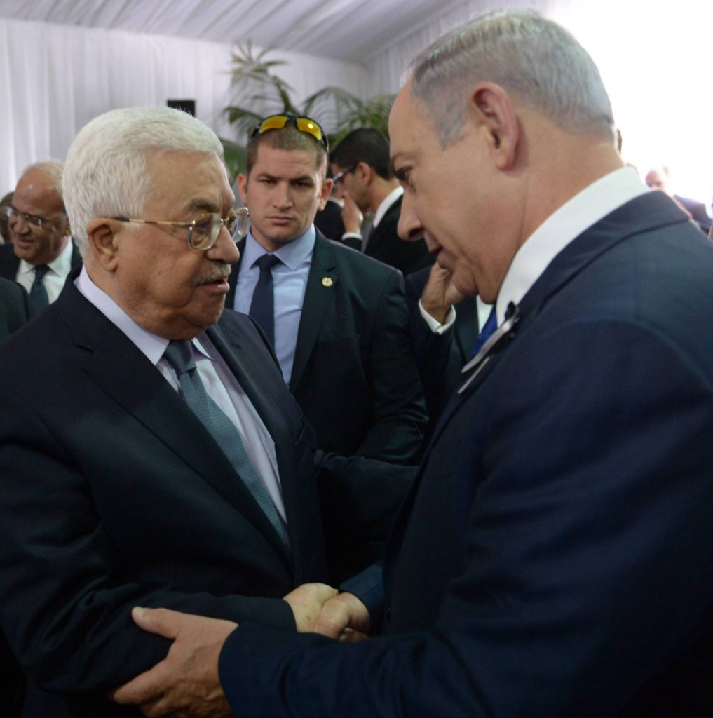 Is Abbas Ready To Drop Settlement Freeze Demand For Peace Talks?