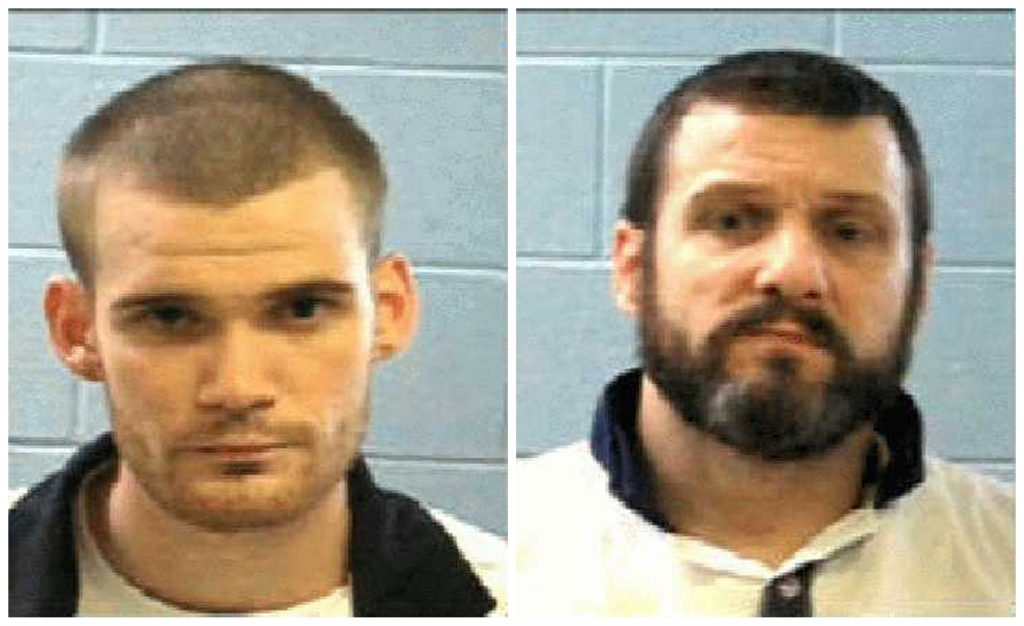 Authorities, Say, Escaped, Georgia, Inmates, Captured
