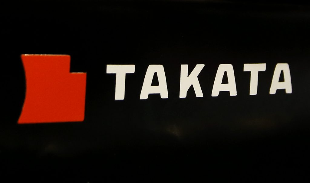 Takata, Plan, Bankruptcy Filings, Soon, Next Week