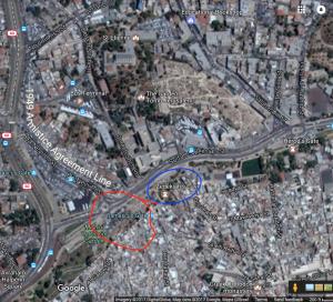 Shaar Shechem, terror, Yerushalayim, Sultan Suleiman